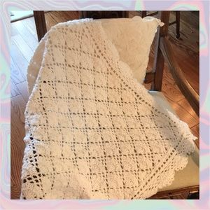 Other - Hand Crotched Blanket